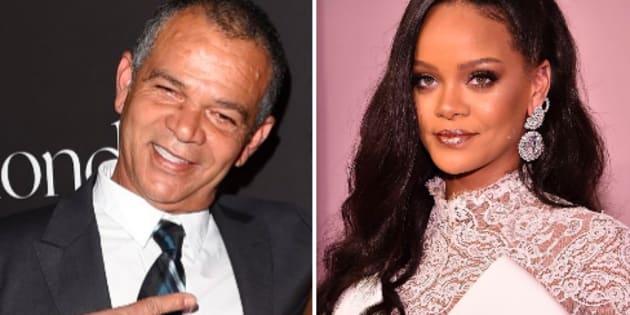 La chanteuse Rihanna traîne son père en justice