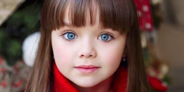 Thylane Blondeau n'est plus la plus belle petite fille du monde