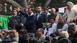 Farmers' March: Arvind Kejriwal Says PM Modi 'Stabbed' Farmers In The