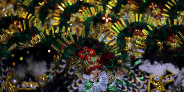 Acadêmicos do Tatuapé é bicampeã do Carnaval de São Paulo.
