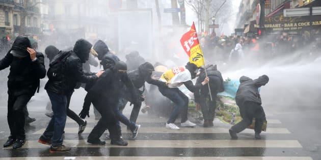 Mai 68 était un cri de révolte, et un cri d'espoir, la révolte est toujours là, mais où est l'espoir?