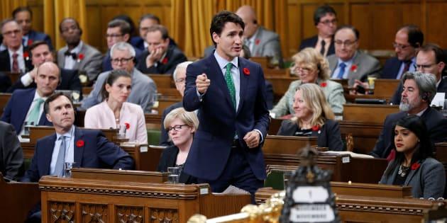 Justin Trudeau est peut-être cette figure d'un leader politique nouveau genre propulsant la libération du plaisir au détriment du réel.