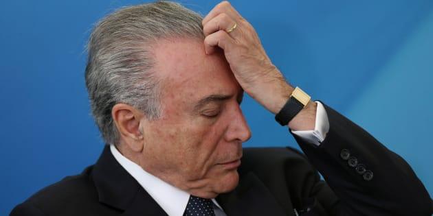 Presidente Michel Temer é denunciado pela segunda vez pela Procuradoria-Geral da República.
