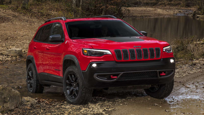 First look at the new 2019 Jeep® Cherokee