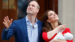 Prince Louis' Birth Certificate Lists William And Kate's Very Cool Job