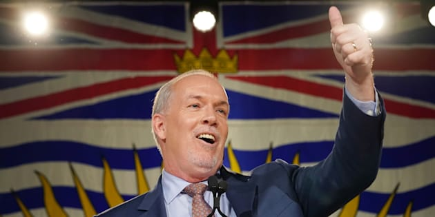 BC NDP to introduce throne speech confidence motion Monday, vote Thursday