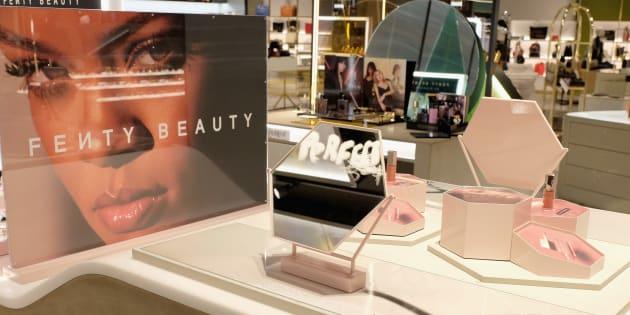 Fenty Beauty by Rihanna : la ligne de cosmétiques qui fait déjà sensation