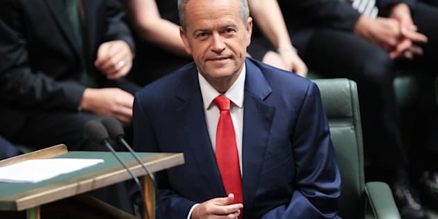 "Opposition Leader Bill Shorten: ""This is about one, clear, fair system. One set of rules, for all Australians."""