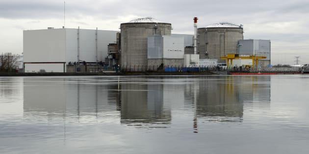 L'exécutif va annoncer la semaine prochaine entre zéro et six nouvelles fermetures de réacteurs nucléaires d'ici 2028 (Photo d'illustration de la centrale nucléaire de Fessenheim prise en 2014).