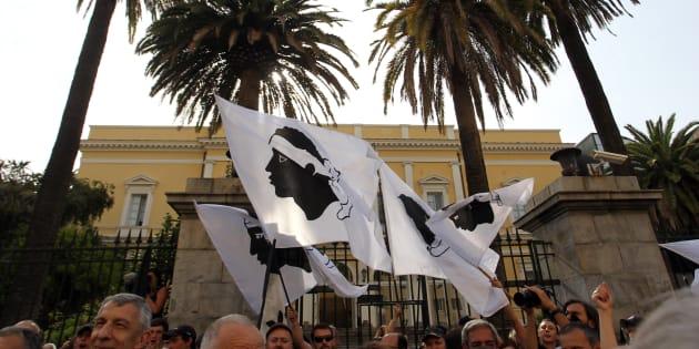 Un scénario à la catalane est-il possible en Corse? (Image d'illustration)