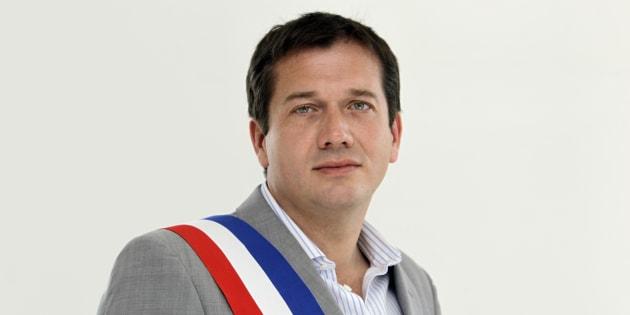 Marc-Etienne Lansade en avril 2014.