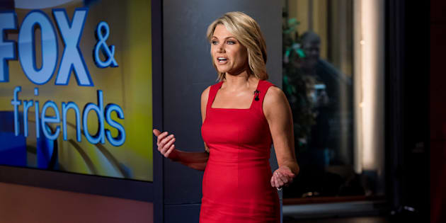 Heather Nauert es la portavoz del Departamento de Estado estadounidense.