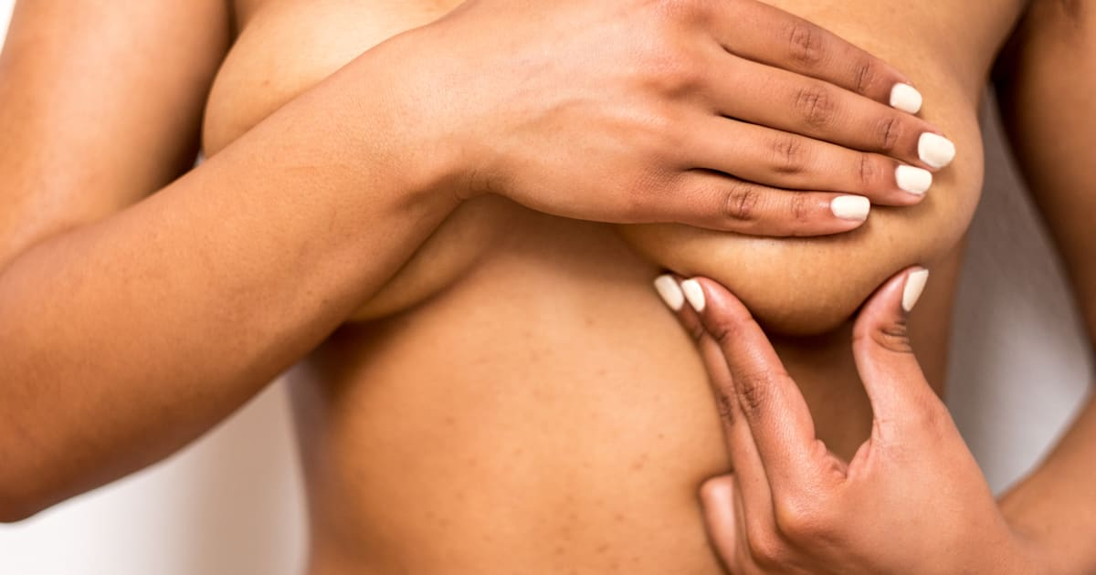 I Didn't Know Dense Breasts Were A Major Cancer Risk. Then I Found A Lump