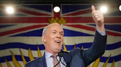PM, Notley Avoid Pipeline Drama While Welcoming Incoming B.C.