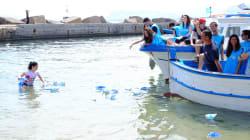 Barchette in mare, non per
