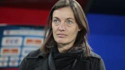 Corinne Diacre devient sélectionneuse de l'équipe de France féminine de