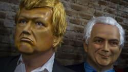 Nem Trump nem Temer: Os 2 presidentes podem cair diante de graves crises