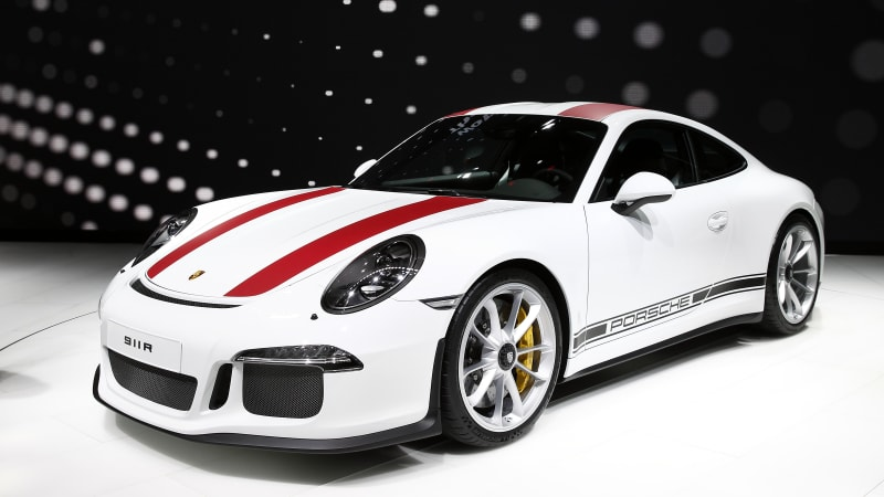used porsche 911 rs are selling for nearly $1.3 million - autoblog