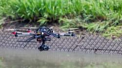 Los drones se suman a la batalla contra el cambio