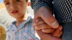 EU comienza a reunir con sus padres a niños inmigrantes