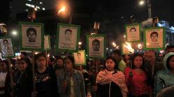 A 4 años del crimen de Ayotzinapa, impunidad y acusaciones graves contra el