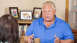 As He Bashes Ontario NDP, Doug Ford Denies He Has 'Radicals' On His