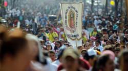 EN FOTOS: La fe que recorre kilómetros hasta la Basílica de
