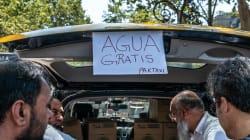 Los taxistas continúan la huelga a la espera de un nuevo gesto del