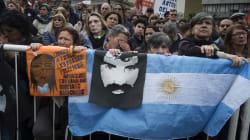 Argentina en vilo por saber si cuerpo hallado es de activista Santiago