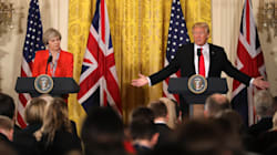 Donald Trump Bristles At Tough Questioning From British