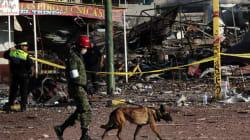 L'explosion d'un entrepôt de feux d'artifice fait 14 morts et 22 blessés au