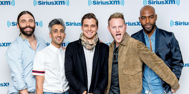 """People are soaking up the advice of the Fab Five from """"Queer Eye."""""""