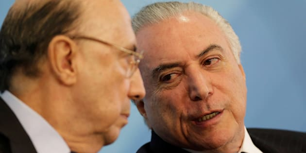O presidente Michel Temer e o ministro da Economia, Henrique Meirelles, são defensores da reforma.