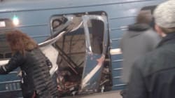 Une explosion dans le métro à Saint-Pétersbourg fait au moins 11