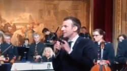 Macron introduit