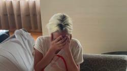 Lady Gaga ne cache pas son émotion après le Bafta de