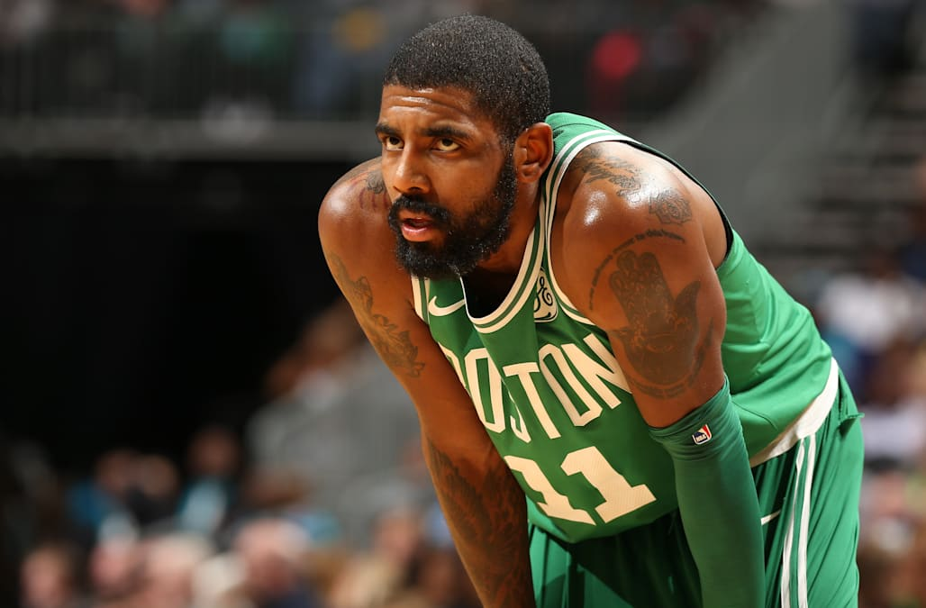 d77a10ba30a Report: Kyrie Irving threatened to undergo knee surgery if Cavaliers didn't  trade him