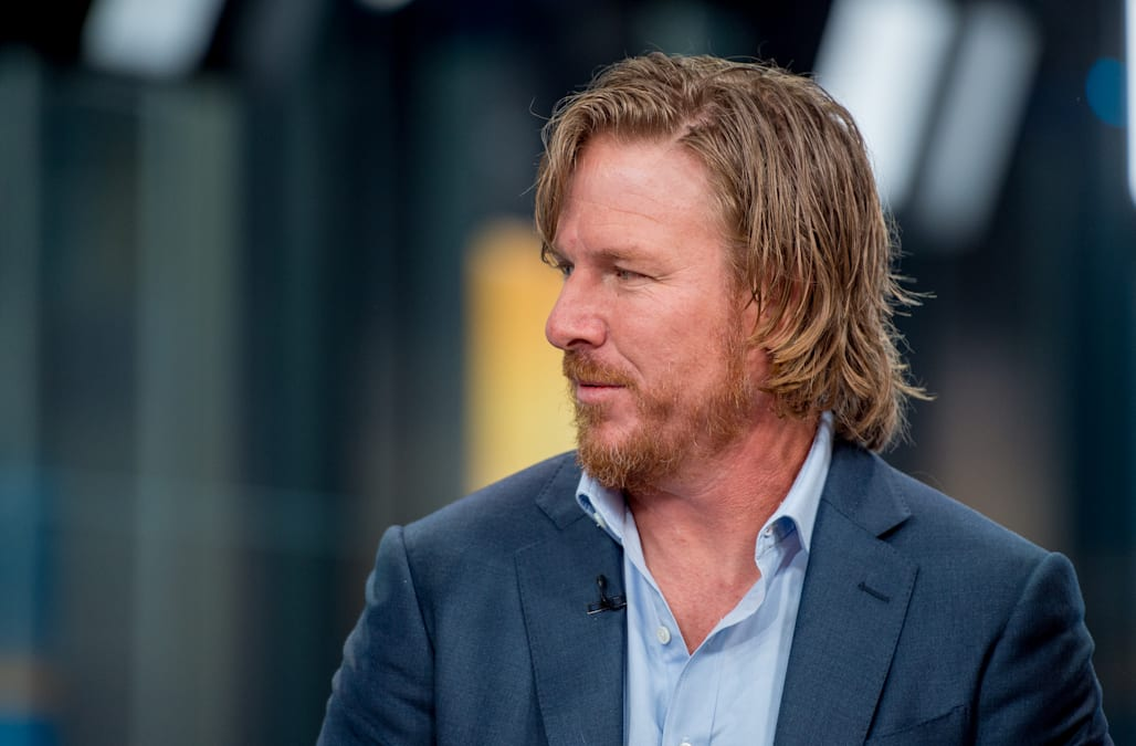 Chip Gaines Is No Stranger To High Jinks But His Latest Stunt Has Left The Internet Completely Divided For Reasons We Can T Quite Comprehend