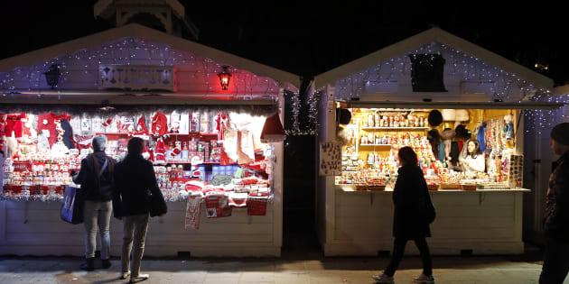 Marcel Campion a le feu vert du Louvre pour installer son marché de Noël aux Tuileries.