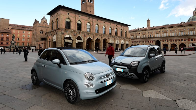 Fiat Chrysler to test automatically switching hybrid cars to electric mode in Turin 1