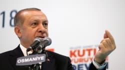Une caricature d'Erdogan fait polémique en