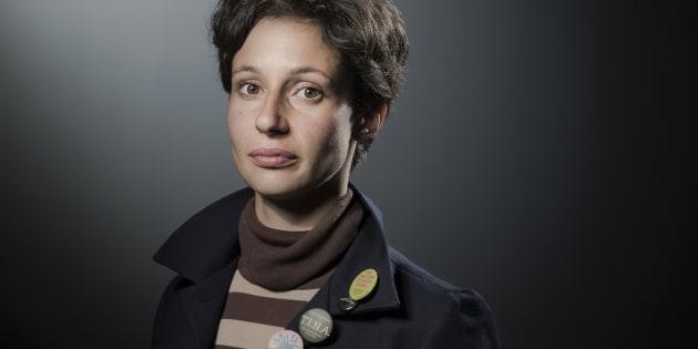 """Alice Zeniter est la lauréate de la 30e édition du Prix Goncourt des lycéens pour """"L'art de perdre""""."""