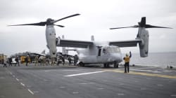 US Marines Feared Dead After Osprey Involved In 'Mishap' Off Queensland