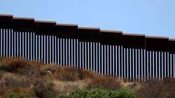 Una construcción completa del muro, Trump pide al