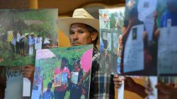 La necropolítica del fracking, la minería y el narco provoca las migraciones de México y América