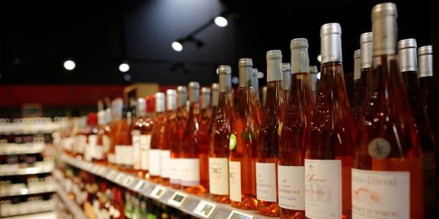 Des millions de litres de vin rosé espagnol vendus comme français