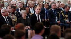 Quelle est cette bataille dont Theresa May et le prince William ont commémoré le centenaire à