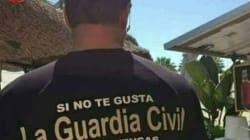La aplaudida respuesta a esta camiseta sobre la Guardia Civil y las