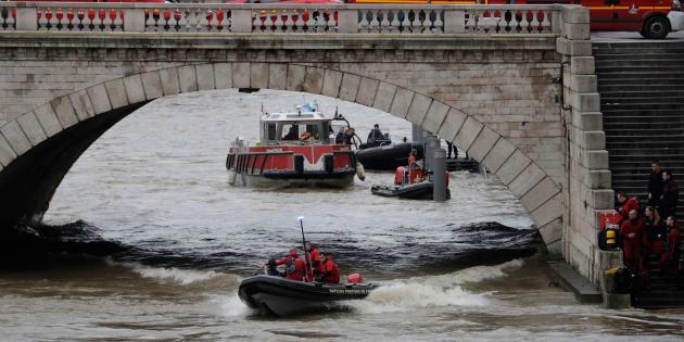 Le corps de la plongeuse de la police disparue dans la Seine en janvier retrouvé