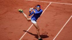 Caroline Garcia éliminée en quarts de finale à